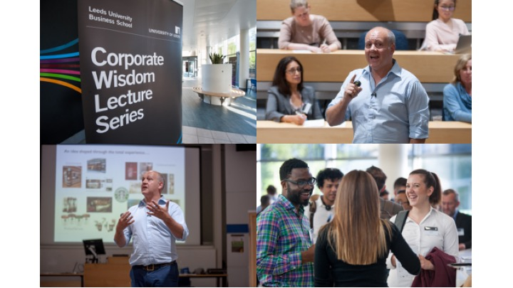 Images courtesy of Leeds University Business School