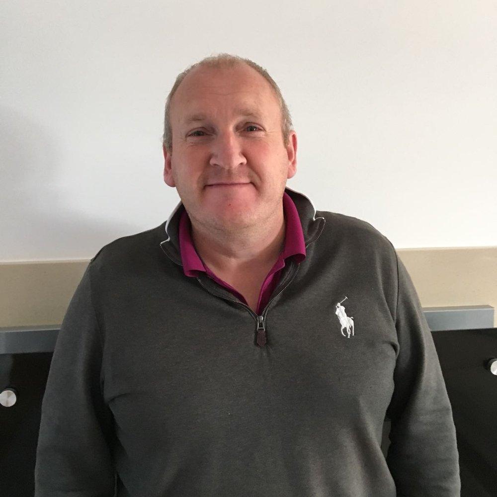 Iain Landsburgh - Non-Exec Director
