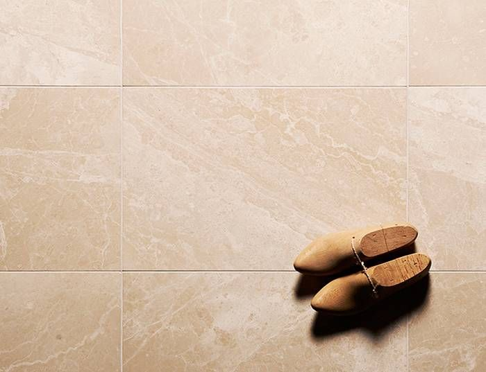 Botticino Marble Tiles Post Rock And Wood