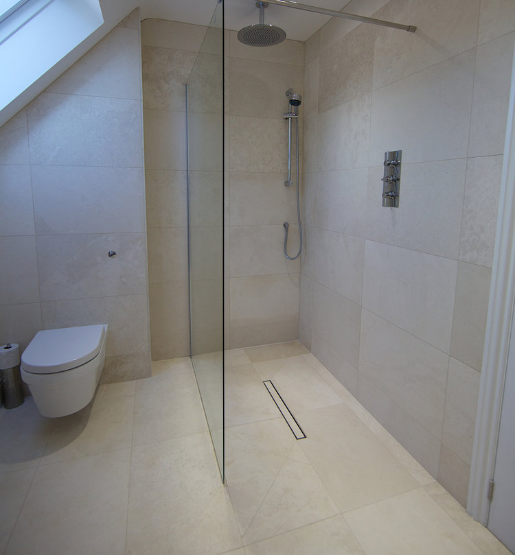 How To Plan A Wetroom Post Rock And Wood