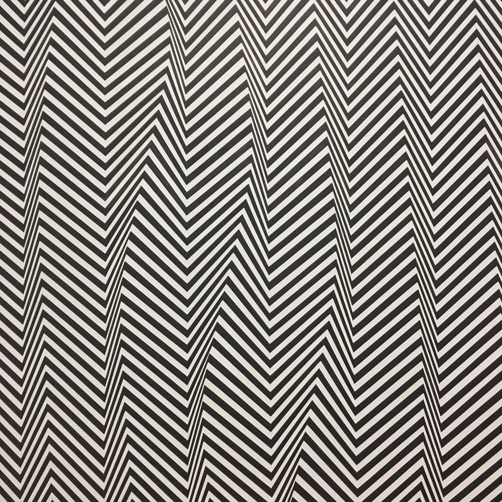 Bridget Riley | 'Descending' 1965 | Gemeente Museum The Hague | NL