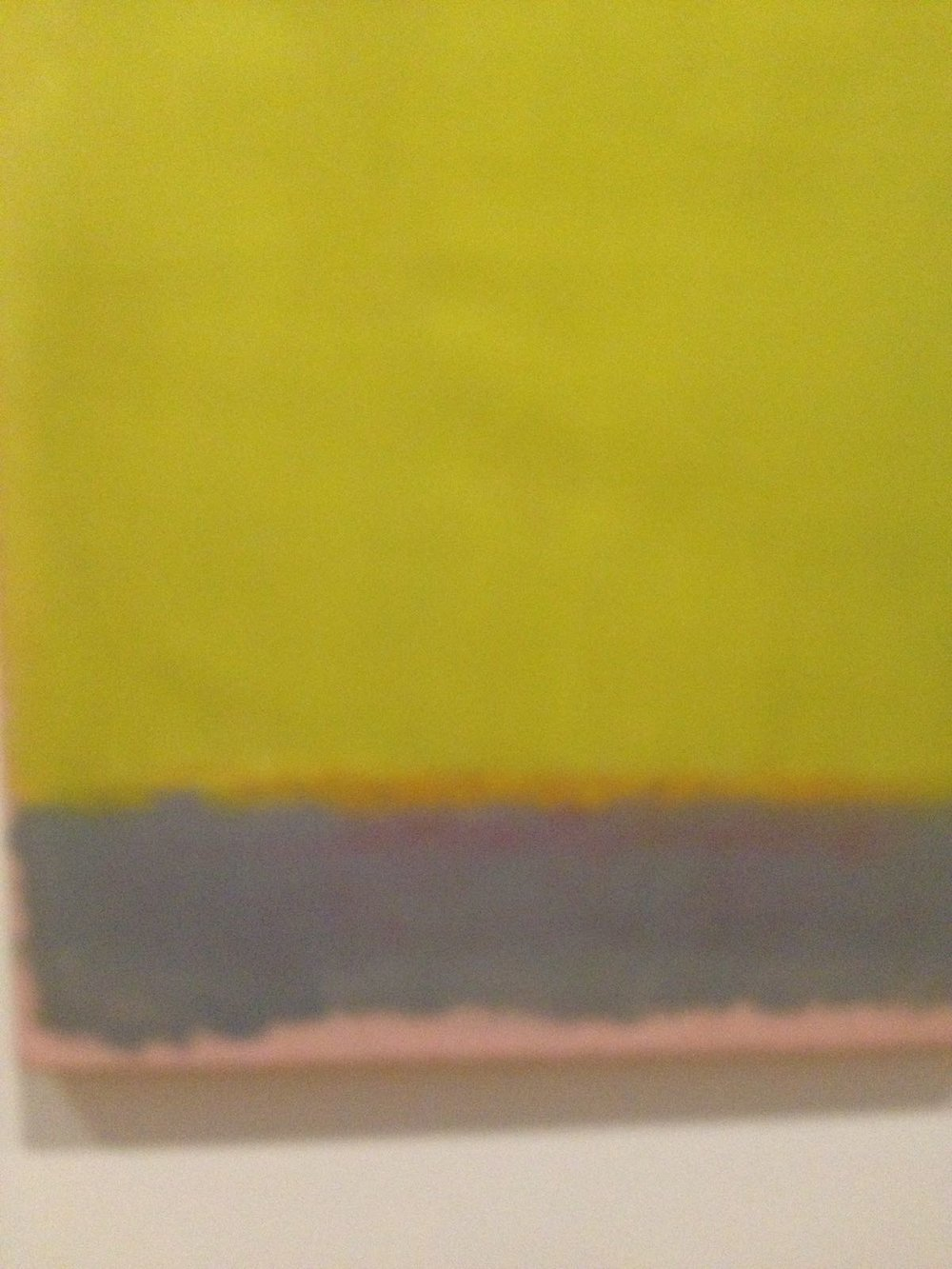 Rothko, detail