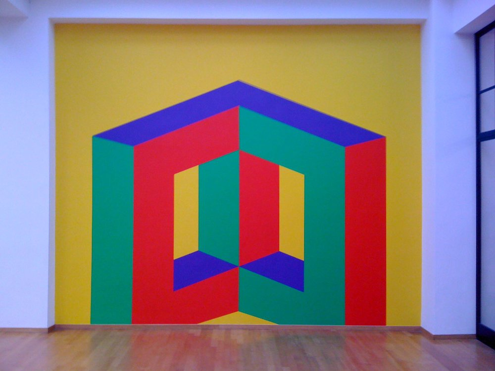 Sol LeWitt in GM The Hague | NL
