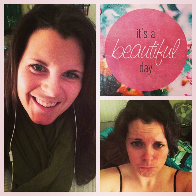 If you follow me at all on Instagram, you'll notice that in the majority of my pictures, I have headphones - and that's likely because I'm listening to PD! This one was an awesome podcast from Chalene Johnson that took me from sleepy and grumpy after waking up to putting me in a great mood!