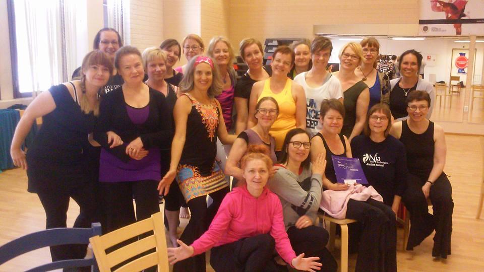 Kuopio Nia Girls