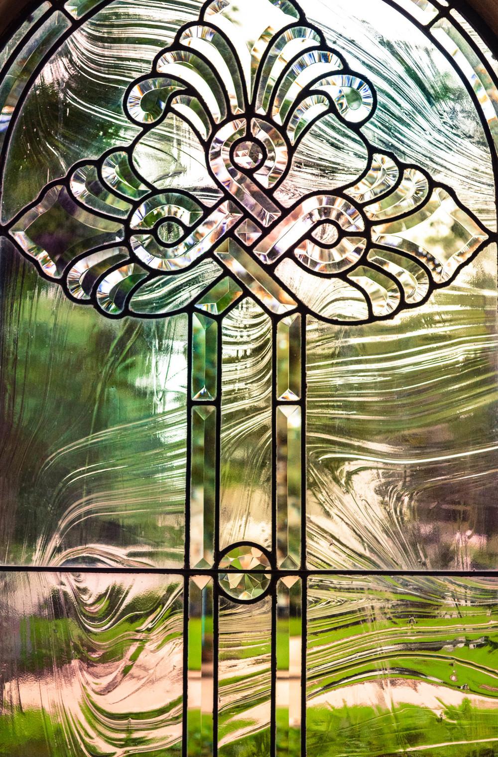 Enchanted Castle Studio Crystal Window