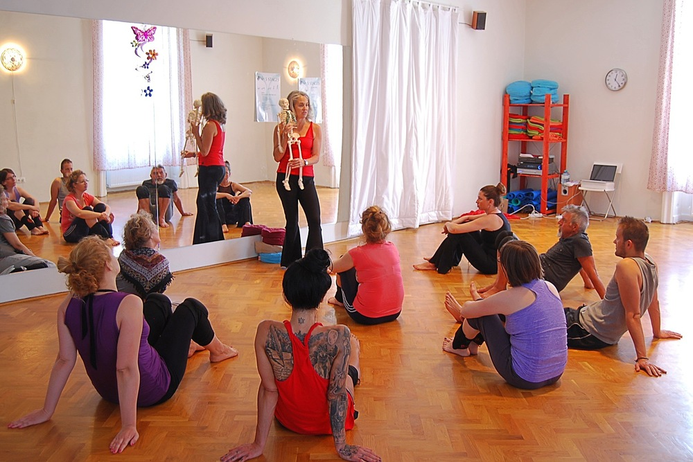 Helen Teaching Nia 5 Stages