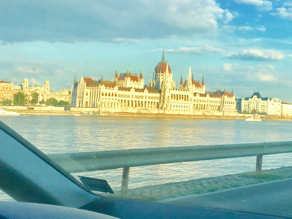 Budapest is a wonderful city