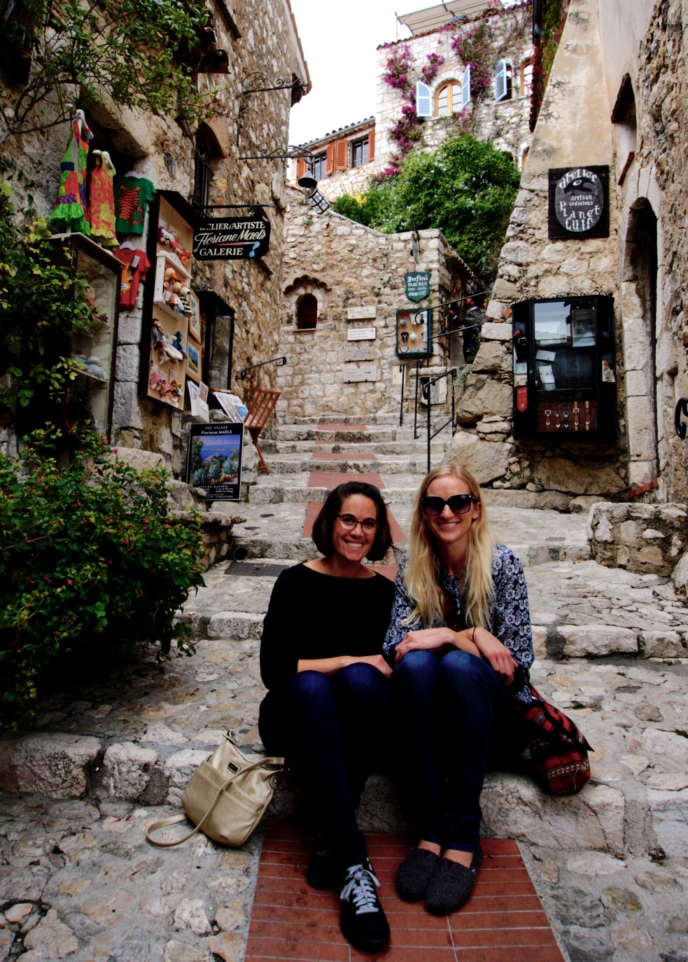 Streets of Eze
