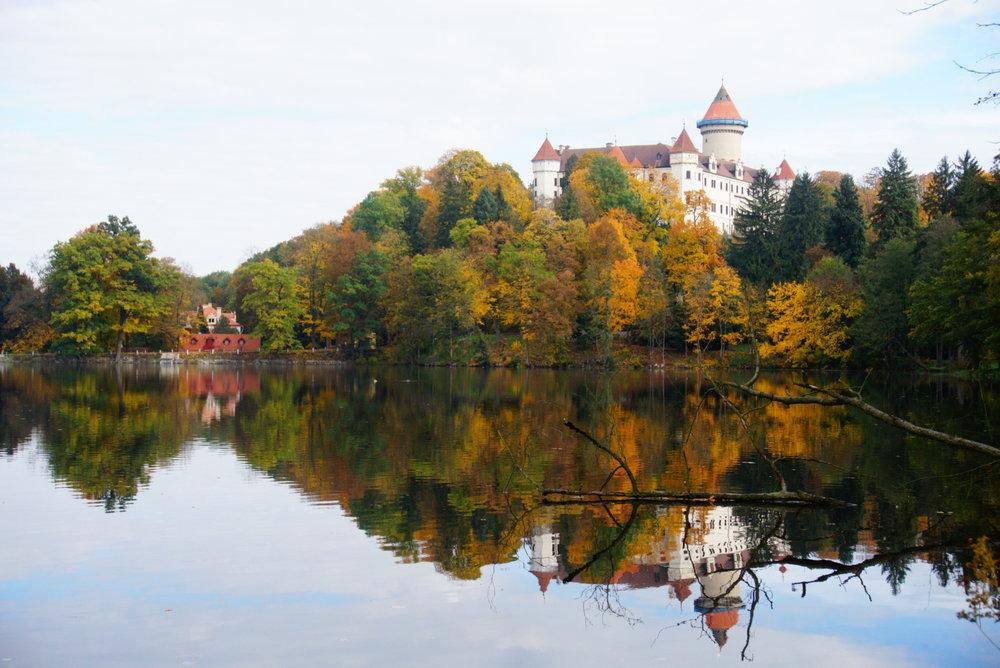 Konopištê Castle