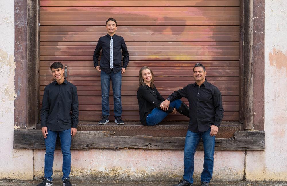 Ocampo Family