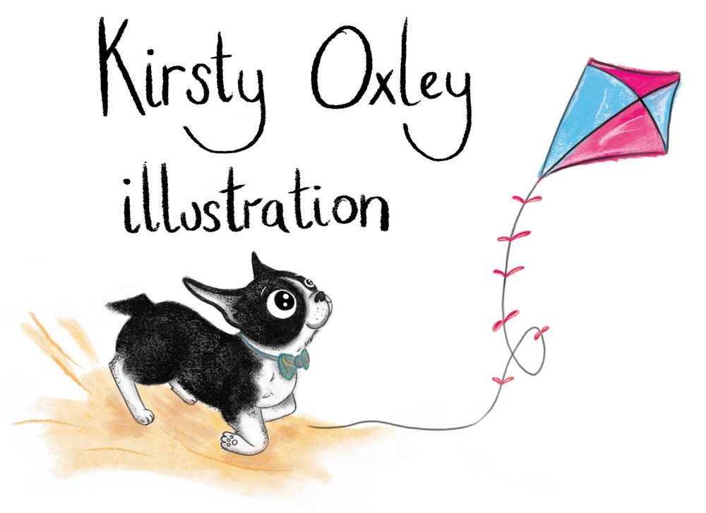 Kirsty Oxley Illustration