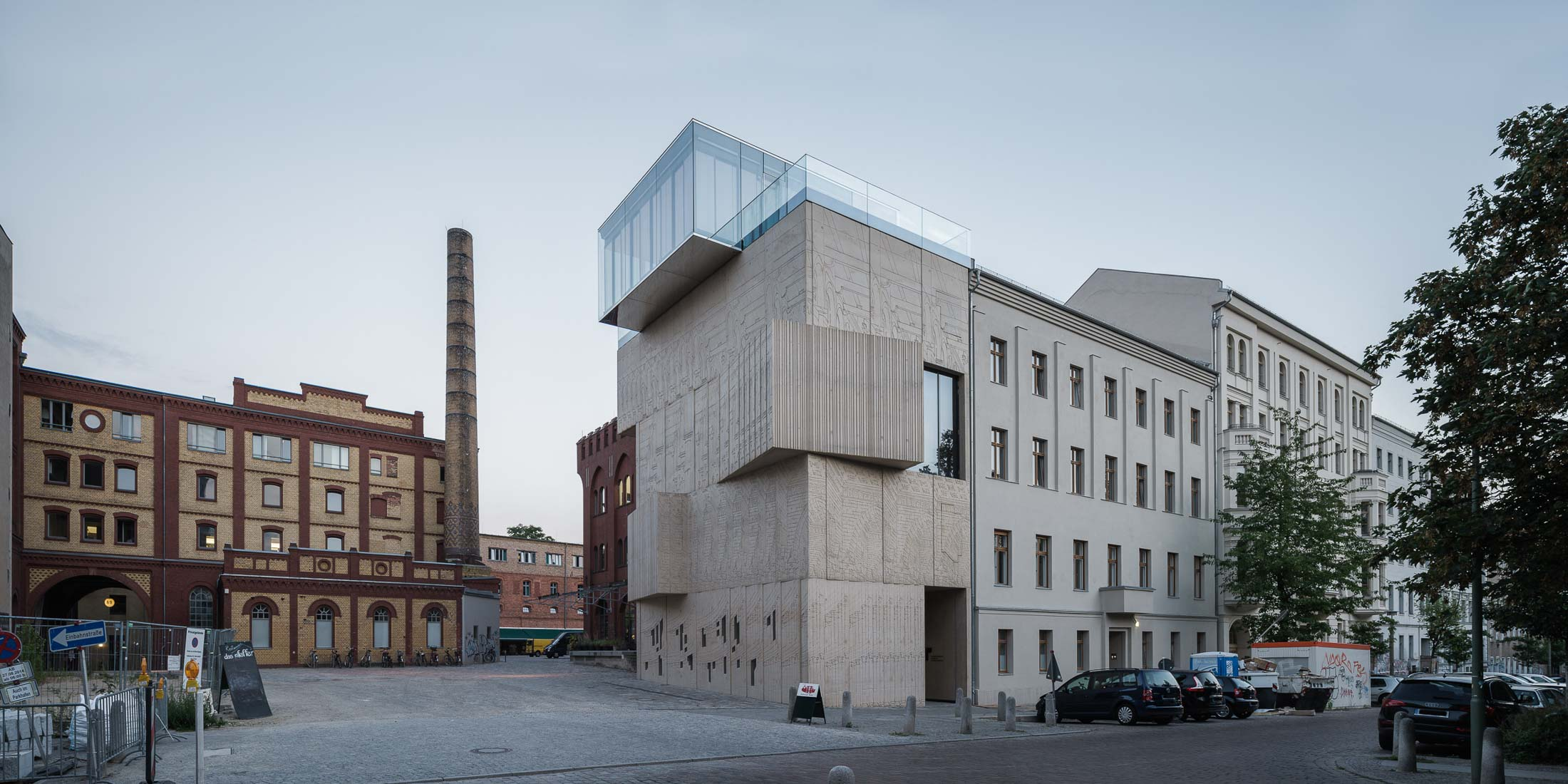 Museum For Architectural Drawing Berlin museum for architectural drawing — george messaritakis