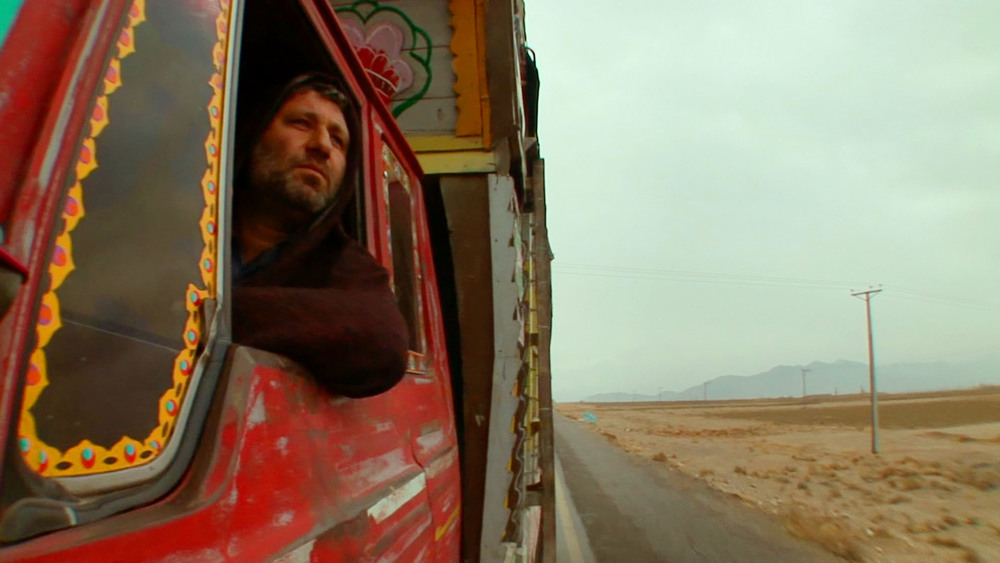"Abdullah, a truck driver who has traveled the length and breadth of Pakistan, is one of six subjects profiled in the documentary ""Without Shepherds."" (Cary McClelland)"