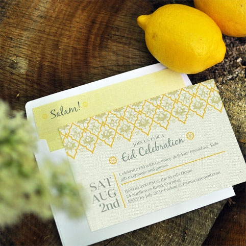 24 creative ways to jazz up your eid party amna khawar eid party invitation get your guests in the festive spirit with these gorgeous summery invitations best of all theyre free via sakina designs stopboris Image collections