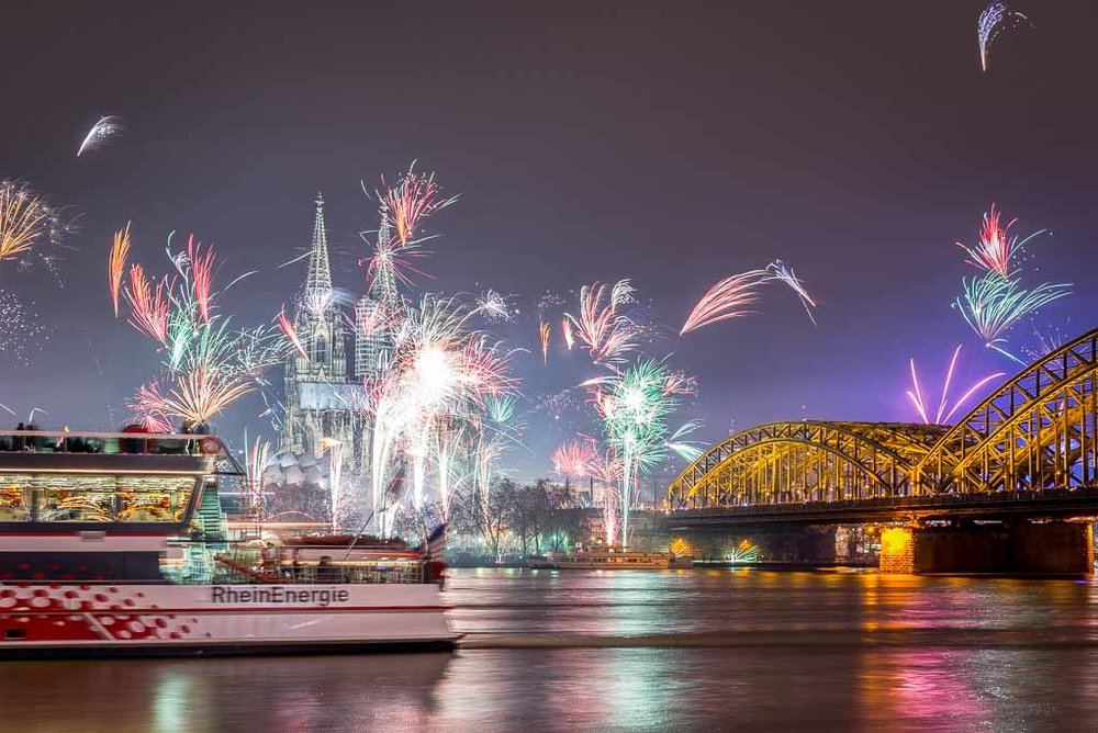 Fotografie Tipps Tricks Feuerwerk Silvester