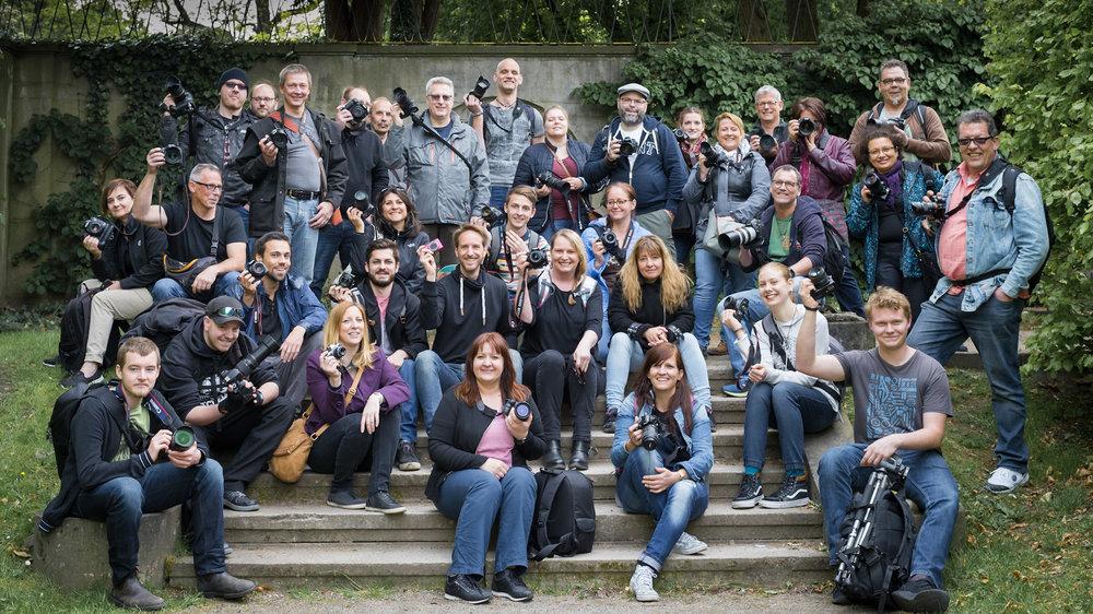 Photowalk Köln 2017 organisiert von Fotografie Kurs Köln