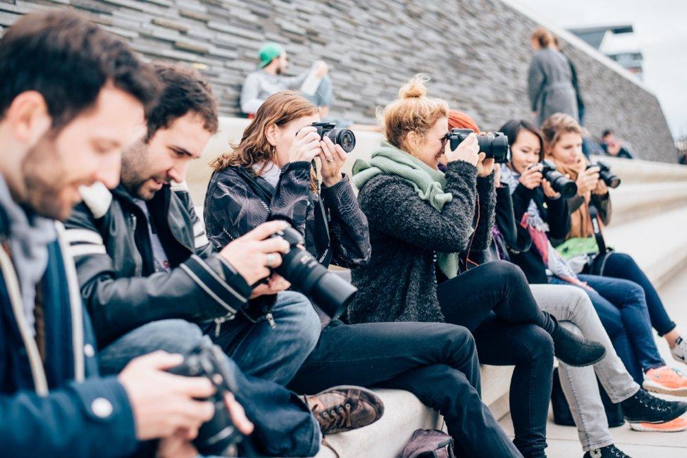 Grundkurs Fotokurs Köln Teilnehmer
