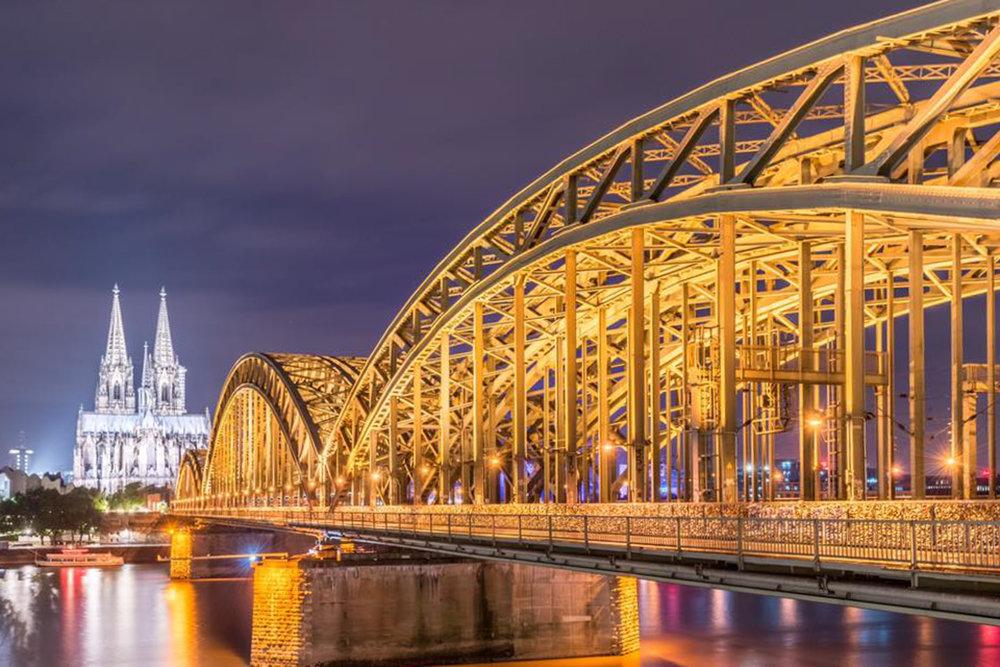 Erbnis Kölner Dom einer Teilnehmerin Stefanie Audaz