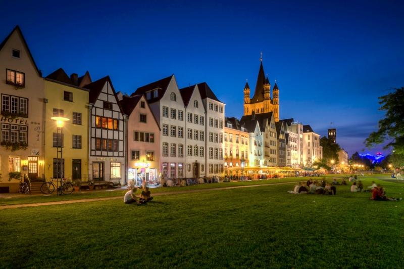 Altstadt Sommerabend