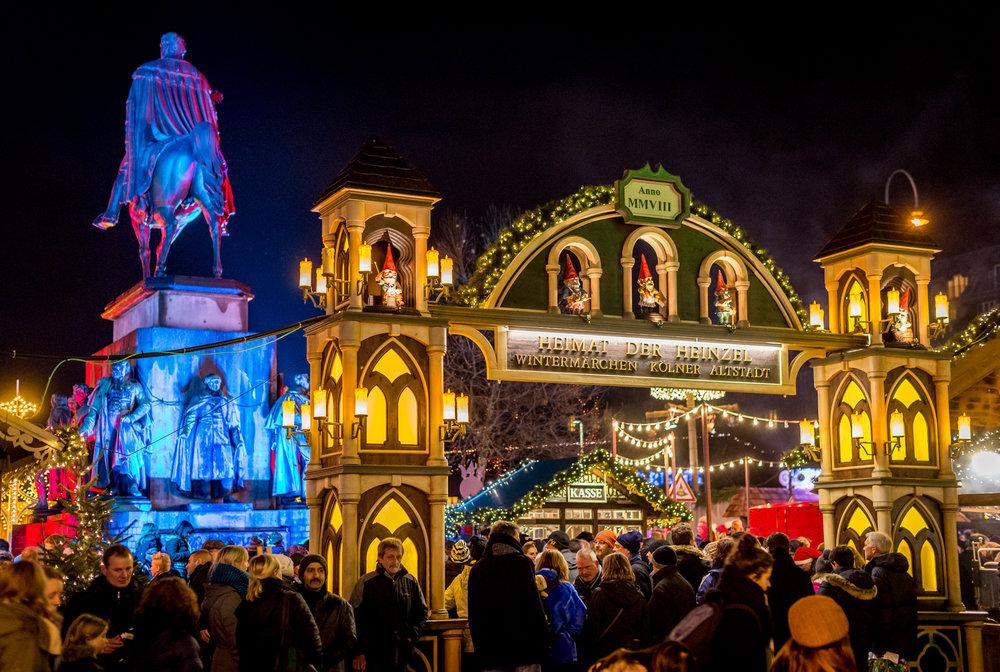 Weihnachtsmarkt Cologne 2013 2