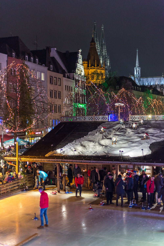 Heinzel Weihnachtsmarkt 2017