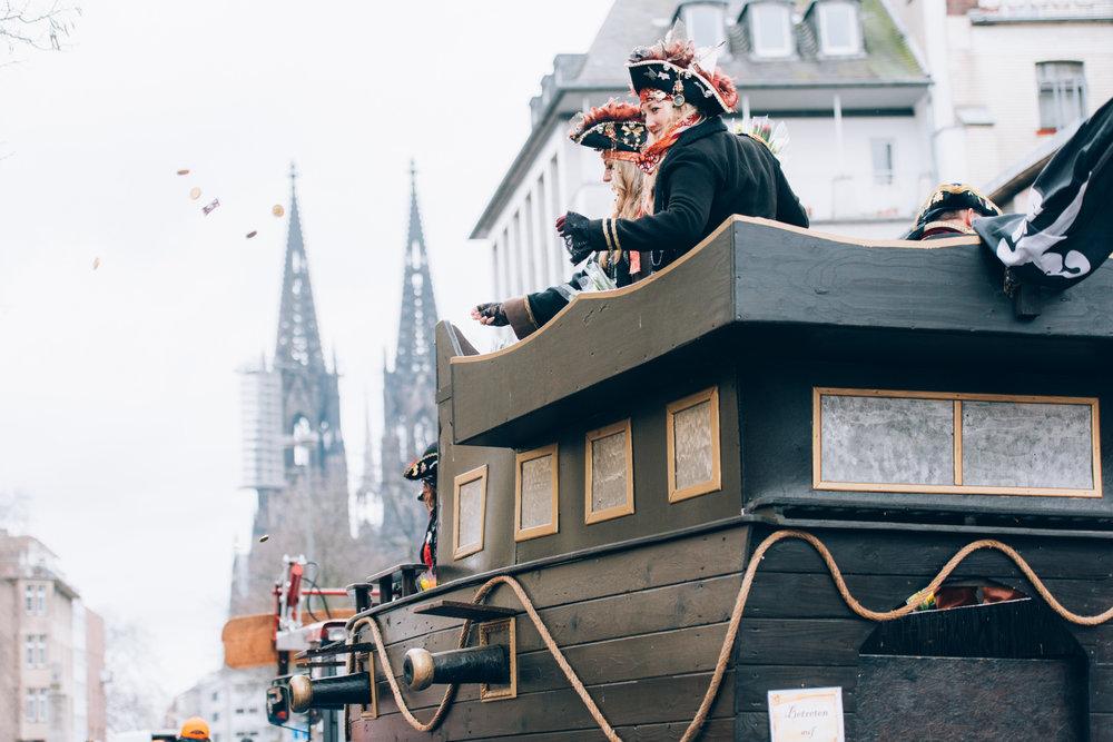Photowalk 12 Karneval Schul- und Veedelszug 2018