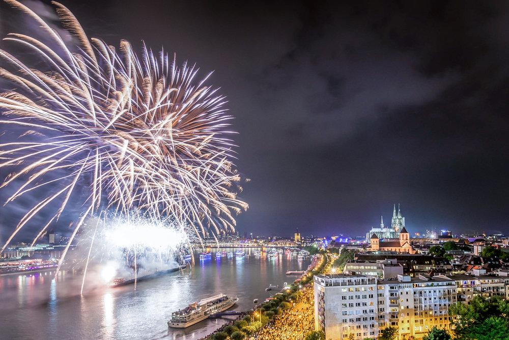 Kölner Lichter 2016
