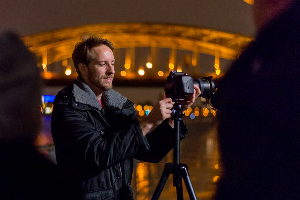 Kurseindrücke Nachtfotografie -