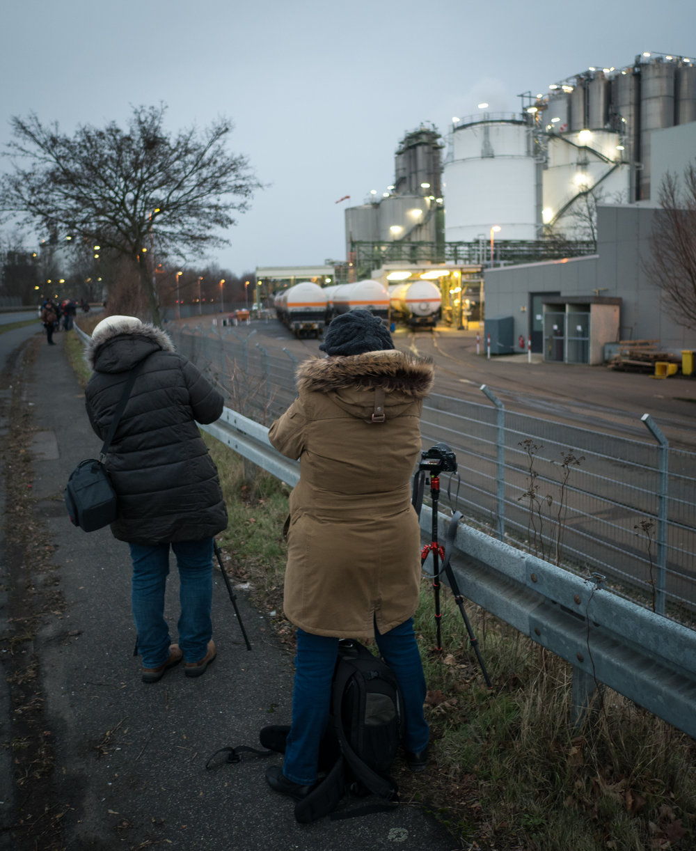 23. Photowalk Januar 2019 Köln Industrie