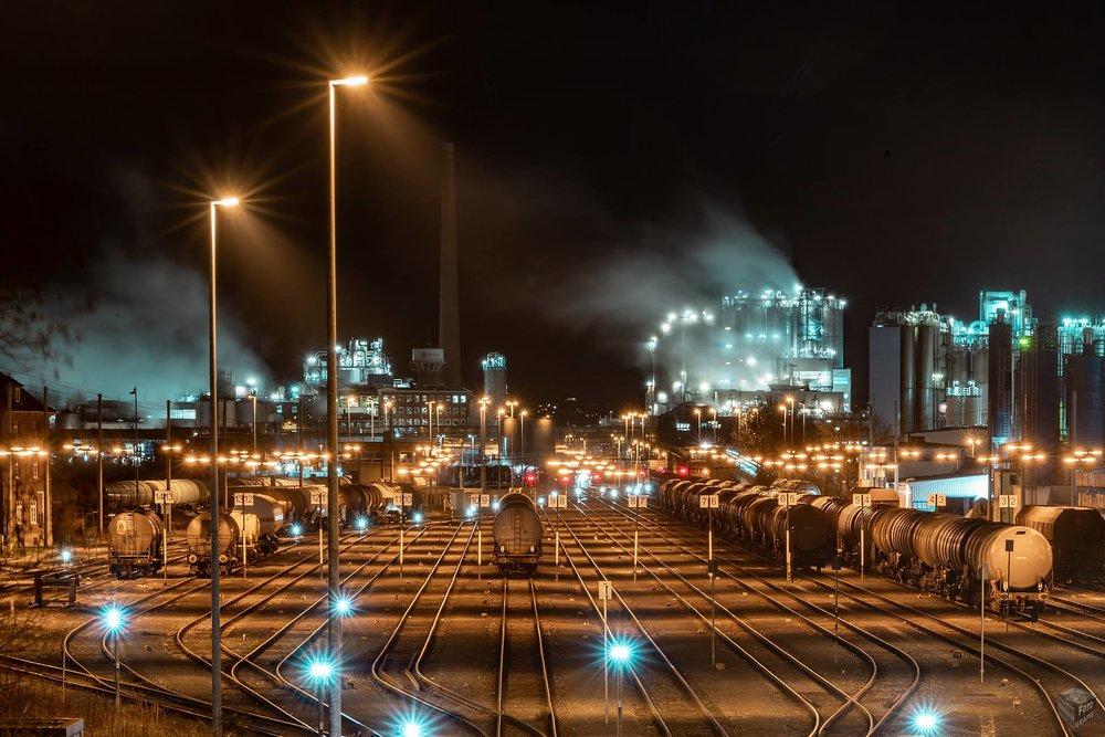 23. Photowalk Köln Industriefotografie Gewinnerbild