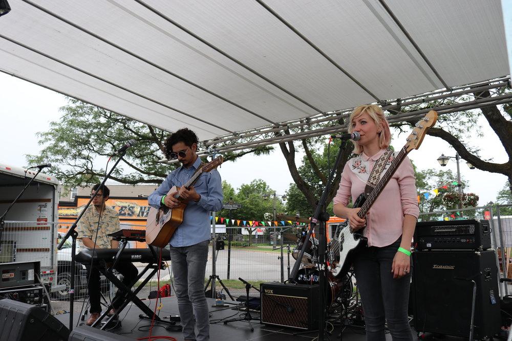Peninsula @ LiveStock Niagara Festival 2017