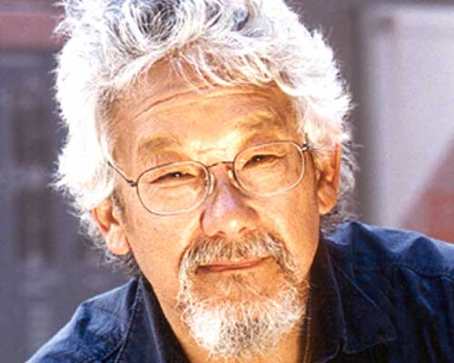 David Suzuki on the Dirty Dozen