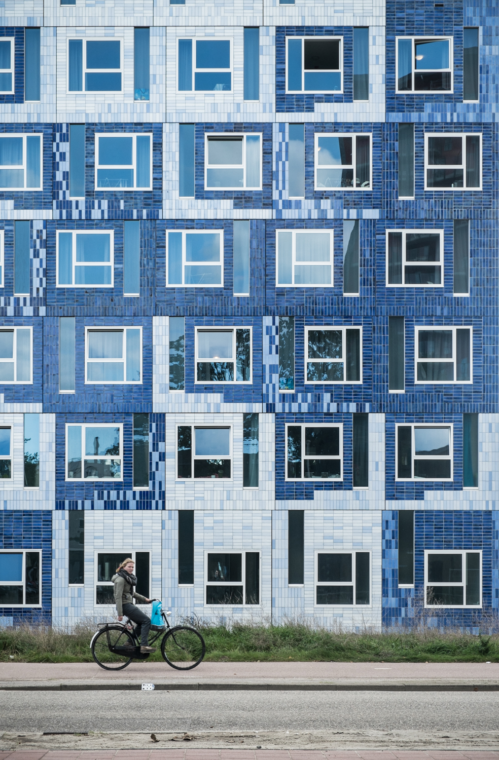 Facade #5: Johanna Studenthousing by Onix Architects