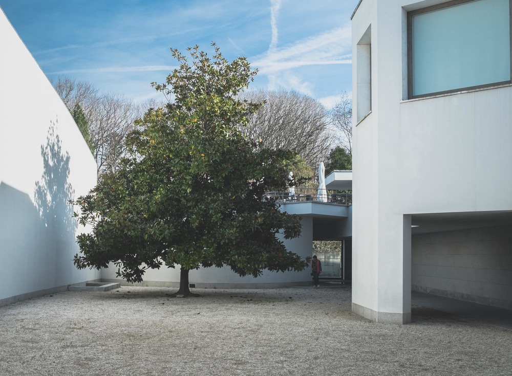 Alvaro Siza, Museu Serralves