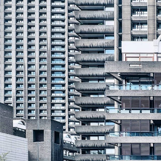 Layers of brutalism for your brutal British living.