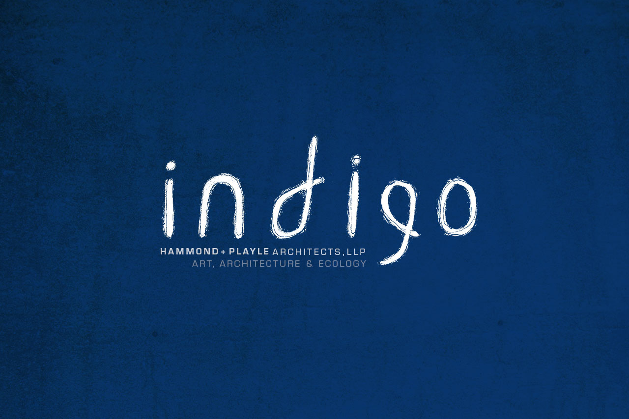 Indigo designs places for people in balance with the environment