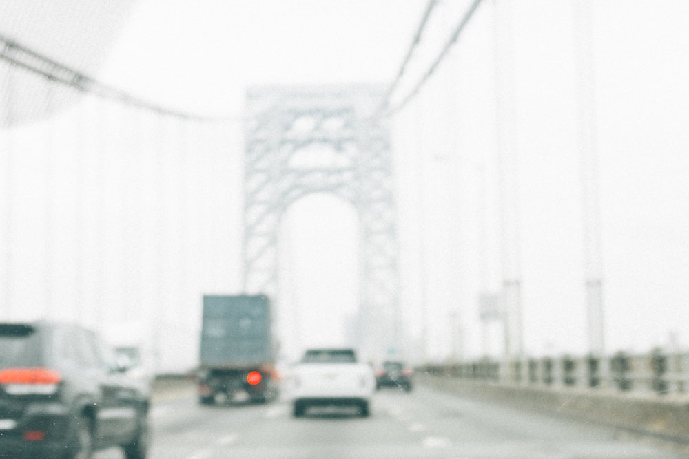george washington bridge photography