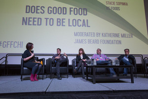 Food Navigator USA - From the Good Food Festival, is