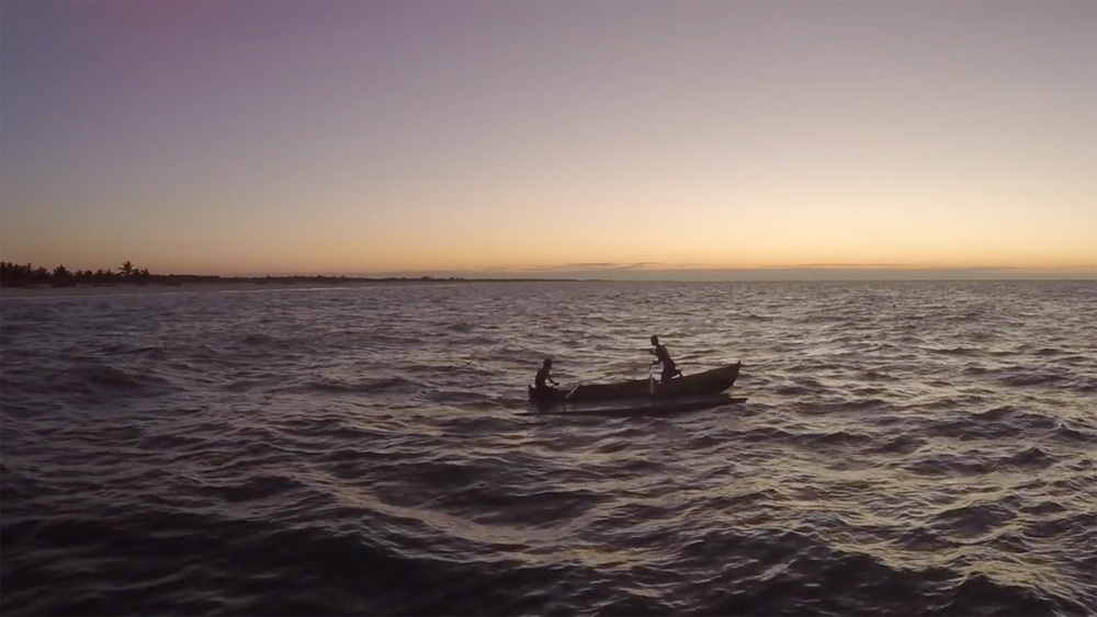 EDEN PROJECTS: A FISHERMAN'S FREEDOM