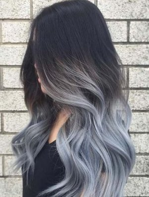 So All In Ombre Is More Of The Style Where Balayage Technique