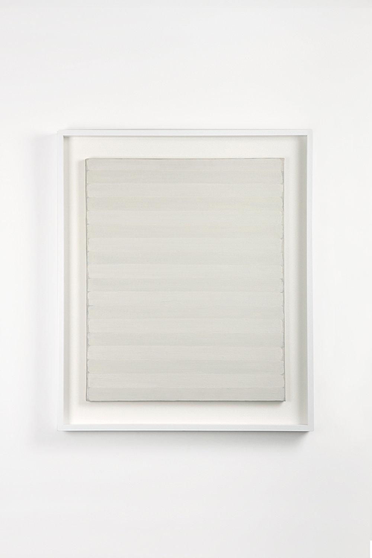 Work C. 321   油彩、キャンバス 64.5 x 52.5 cm 1966