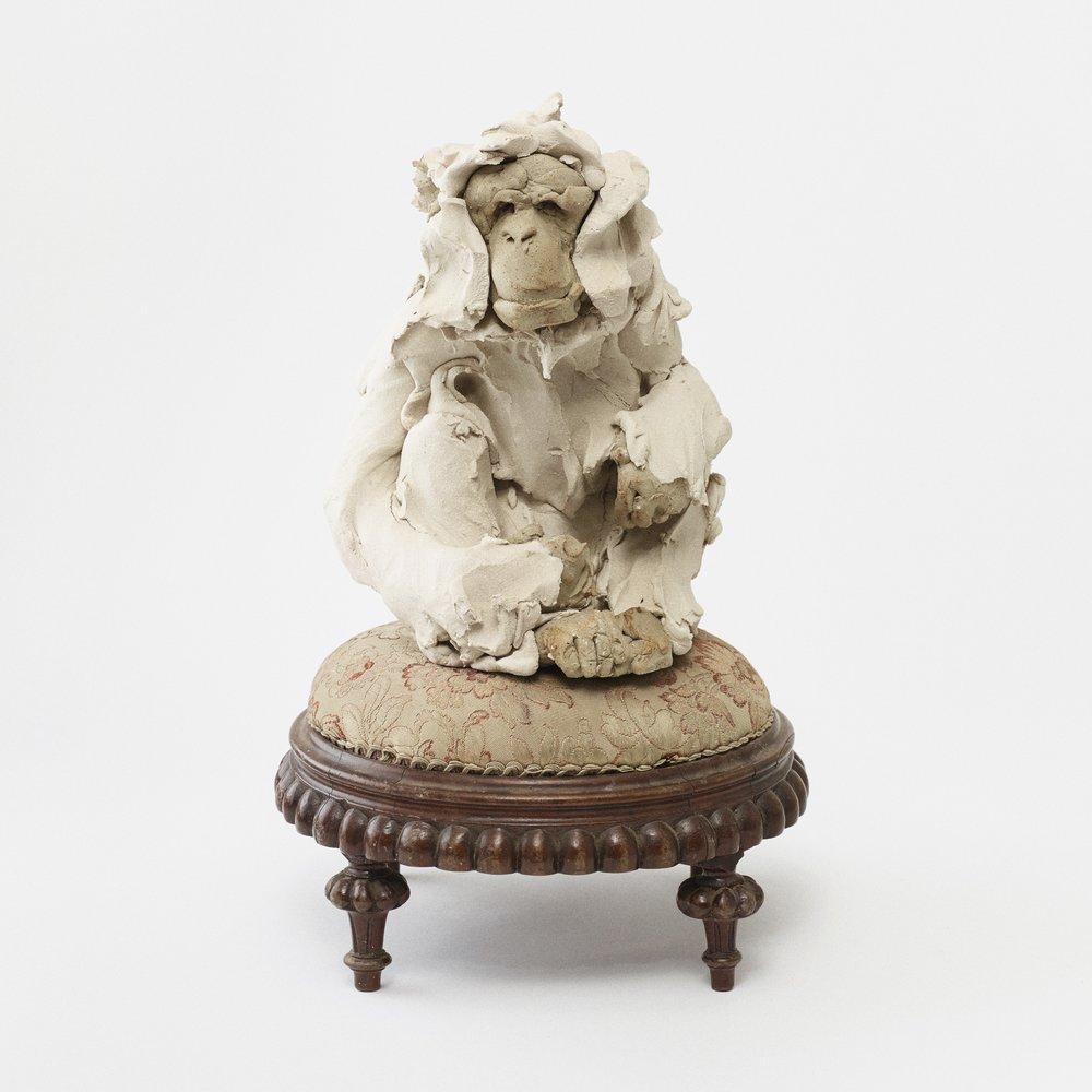 White Monkey I