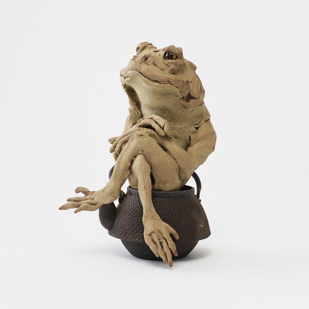 Kettle Frog