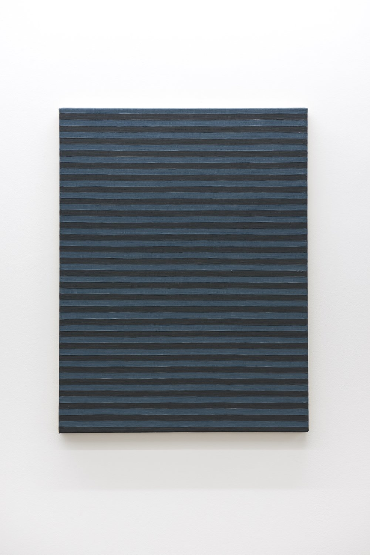 Work C. 431   油彩、キャンバス 65.5 x 50.5 cm 1969