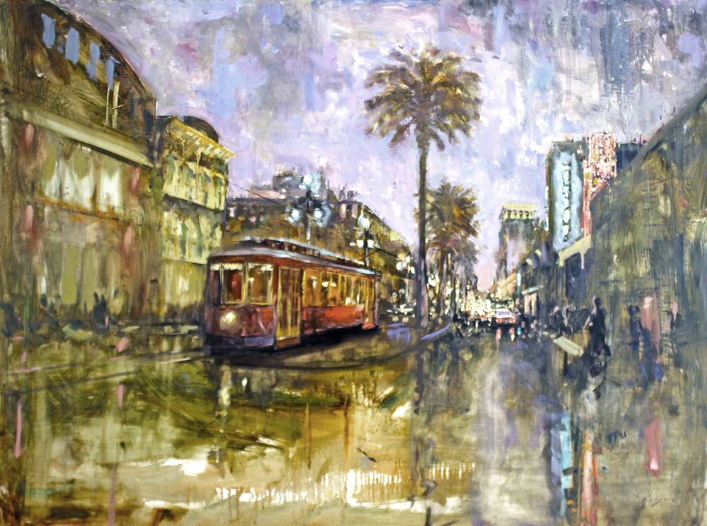 Canal Street Memory