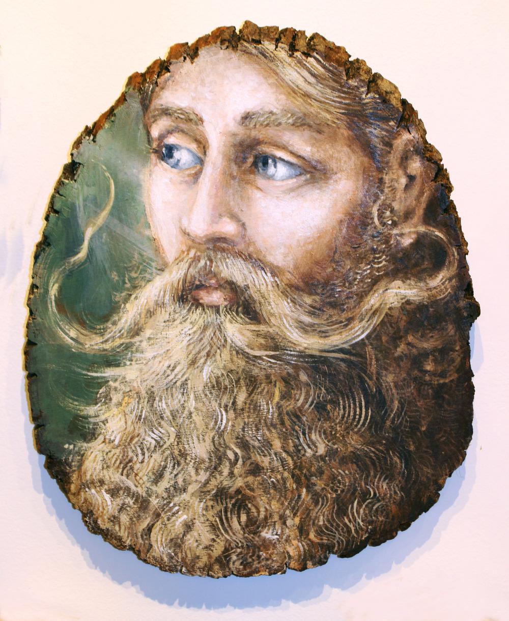 Simon's Longest Softest Beard