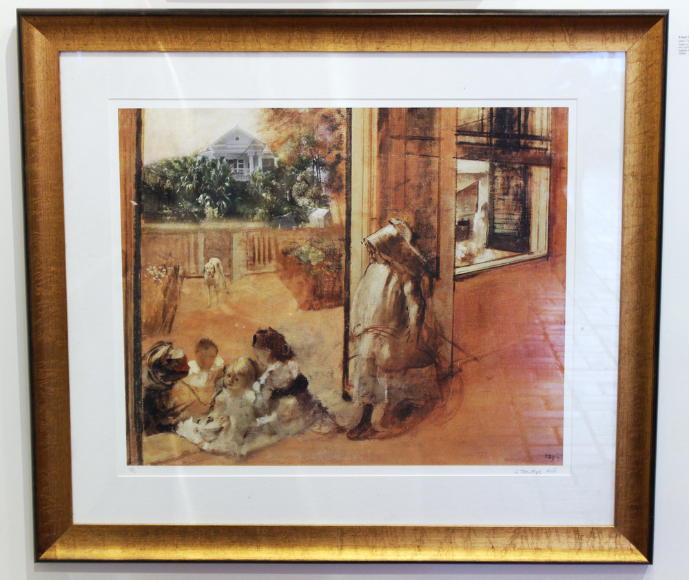 Degas in NOLA Before There Was 2326 Esplanade