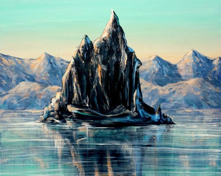 Black Arc Iceberg