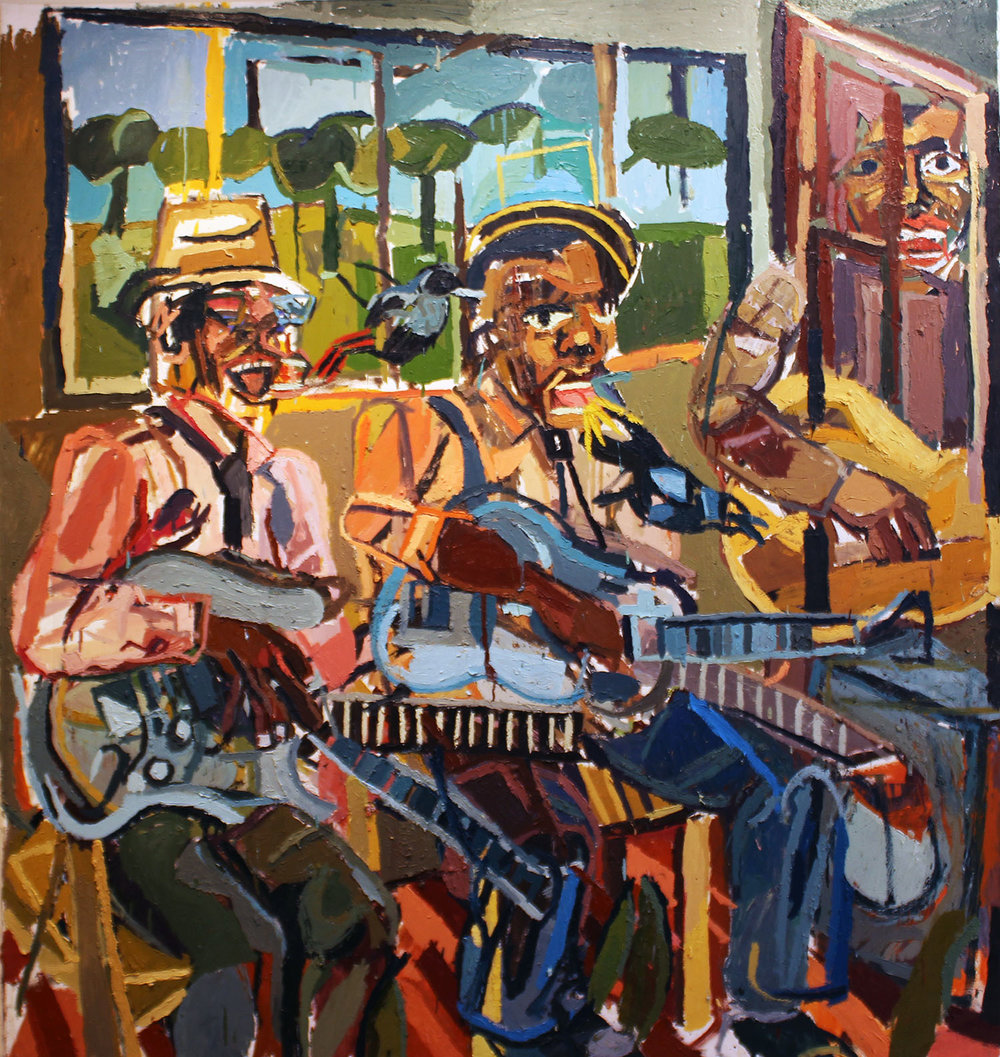 Clintel Steed_Three Blues Musicians.jpg